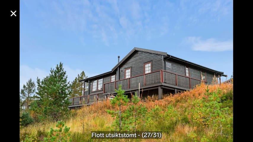 Hytte i Furuåsen, Sirdal
