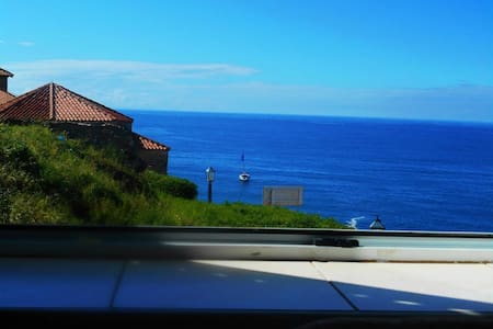 Lovely  Sea View Studio - Ulcinj - Apartamento