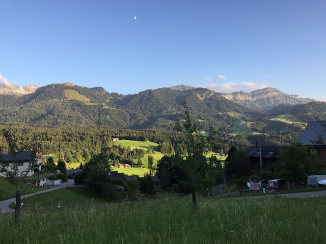 Beautifull nature BnB close Lucerne and Pilatus ! - Schwarzenberg - Bed & Breakfast