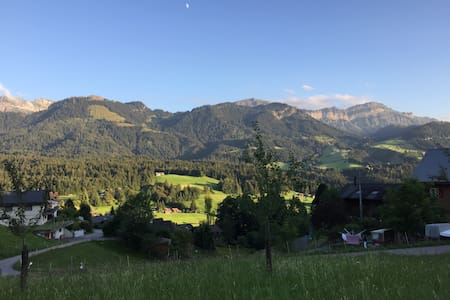 BnB Pilatus nature close Lucerne - Schwarzenberg