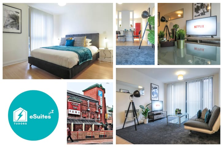 🌟Tudors eSuites 🌟City Centre Apartments 💼