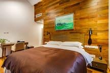 木字房卧室