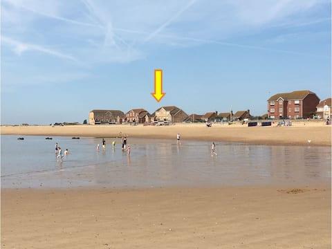 Sand Castles ~ Beachfront town house