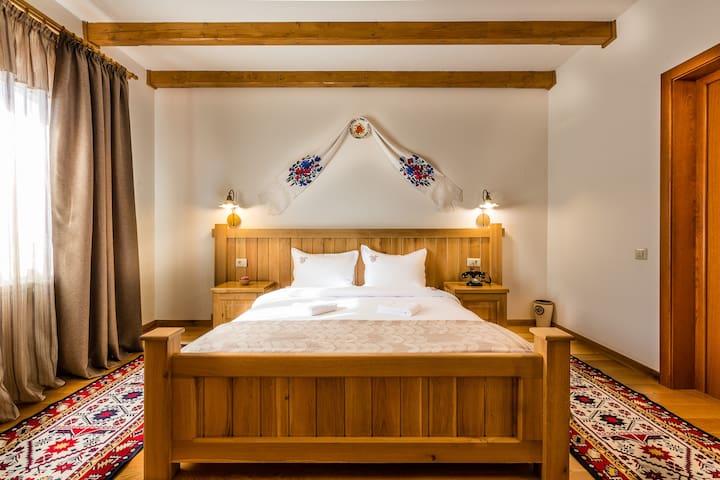 Dacii Liberi Resort & SPA - Maramures -Deluxe Room