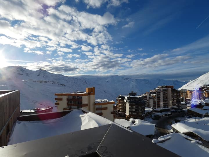 Appartement Roof Top - VAL THORENS