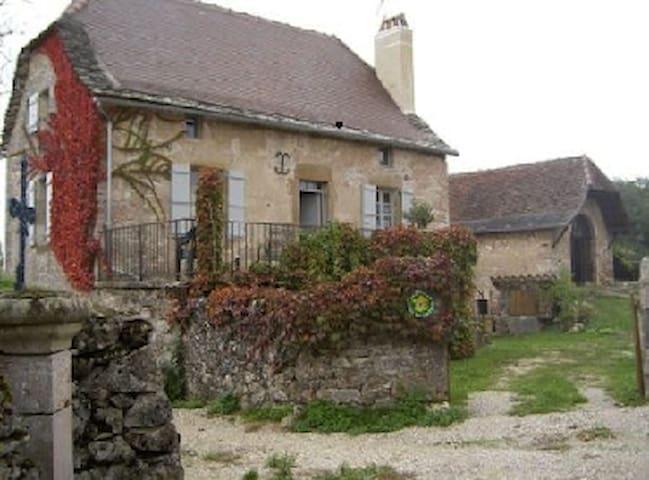 L'Oustal Viei - Capdenac - Haus