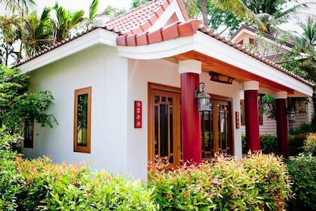 The Villa China Vartika Resovilla Kui Buri Beach Resort and Villas