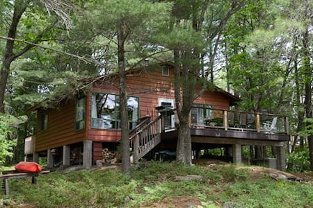 Cottage Rental in High Lake