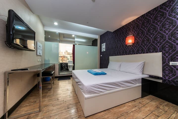 ♥ BRIGHT STYLISH SUITE WITH HOT SPRING Bath