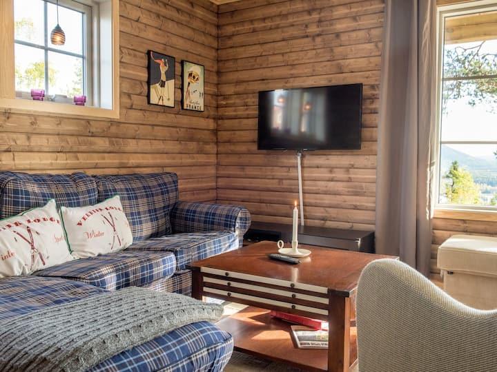 Lägenhet mitt backen Järvsö