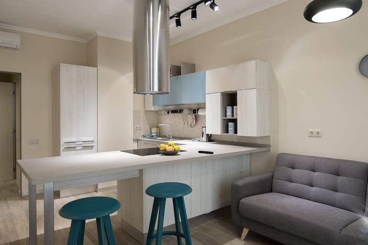 """""""Come&Stay"""" Arcadia 2018 new apartment"""