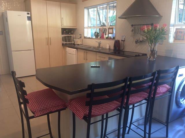 Kitchen, Jan 18