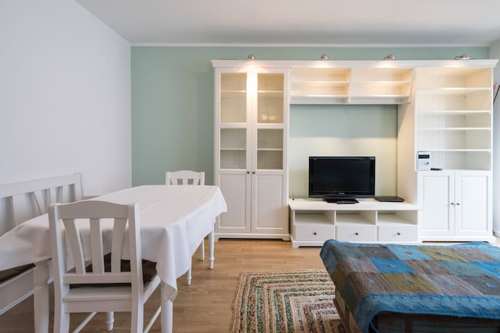 Lovely 2-Room Apartment By Train Station/Messe/Center