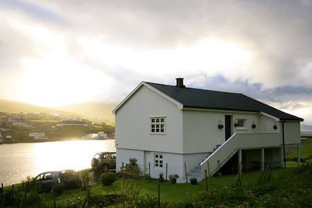Cozy and personal Bed and Breakfast - Sandavágur - Wikt i opierunek
