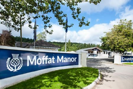 Moffat Manor Country Park - Beattock