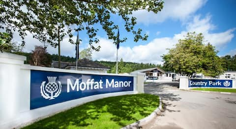 Moffat Manor Country Park - 2 bedroom holiday home
