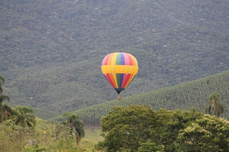 Pascoa p  18 pessoas 3 dias por 3 mil - Pindamonhangaba - Altres