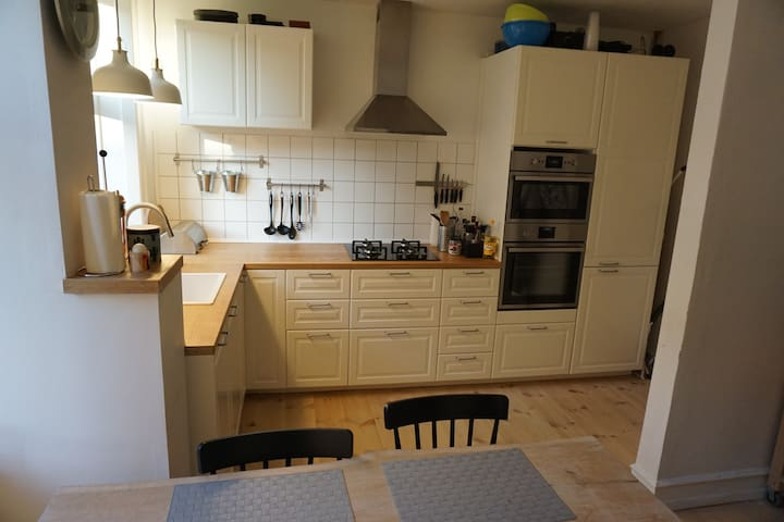 Perfectly situated room in the heart of Copenhagen - Kodaň - Byt