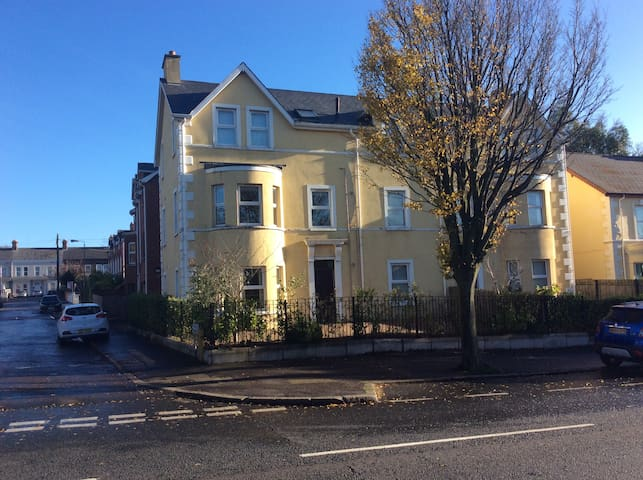Luxury 2bed Apt 2 miles from City Centre