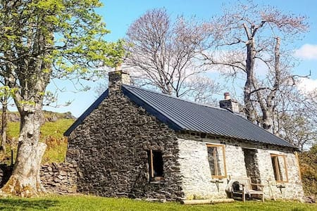 The Sailean Bothy on the Island of Lismore