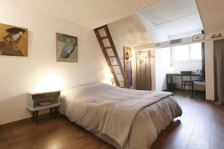 Joli studio neuf,déco personnalisée - Bagnolet - Appartement