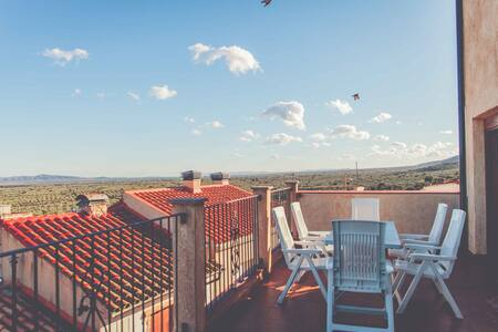 Tercer piso con terraza - Mas de Barberans - Flat