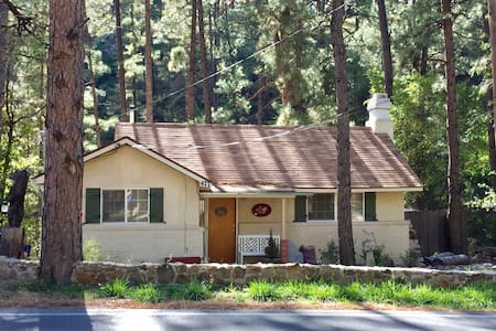 Charming Cottage in the Cool Pines! - Ruidoso - Bungalov