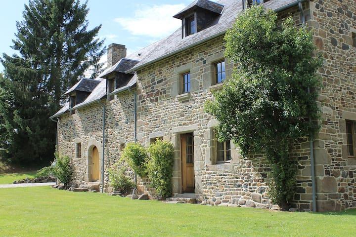 The Farmhouse, Boudet, Normandy, France