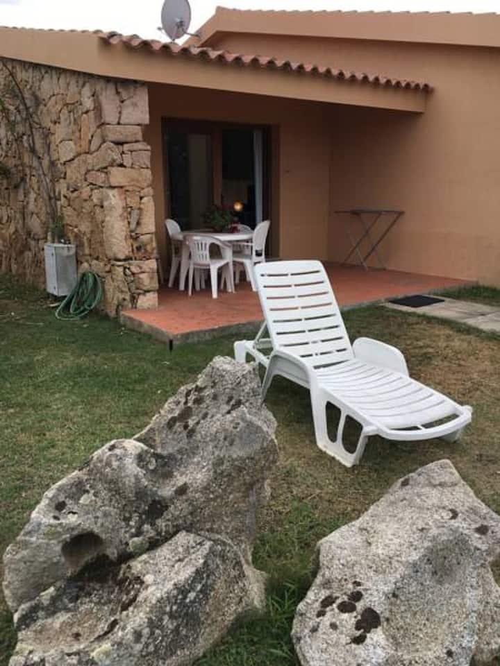 Villa Flavia with magic sea view