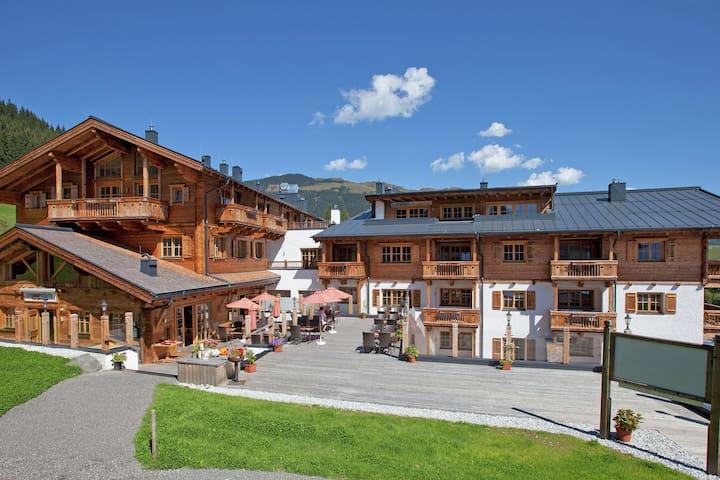 Modern Apartment near a Ski Area in Mittersill