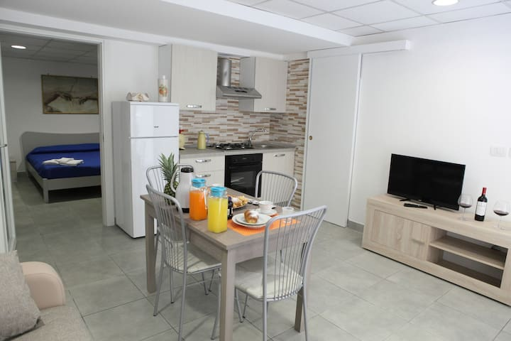 Matisse, cozy apartment in the city center - Ragusa - Appartement