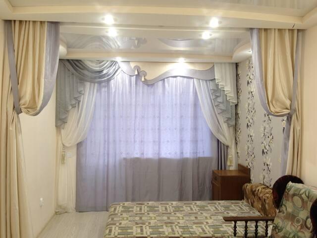 2-х комнатная благо квартира на родине Деда Мороза - Великий Устюг - Apartment