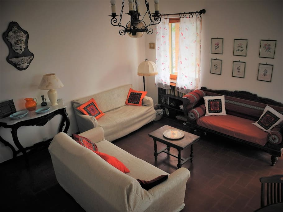 Salone / Livingroom