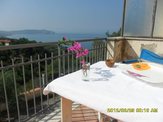 Holidays in Cilento - Pisciotta - Apartment