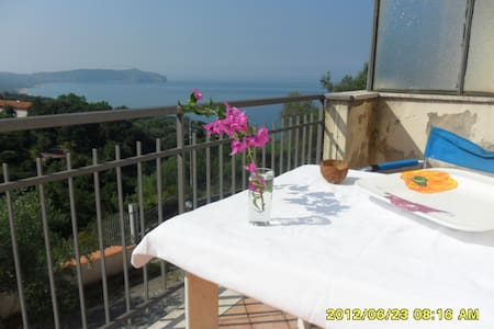 Holidays in Cilento - Pisciotta