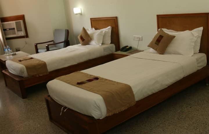 Premium Deluxe Twin Room-
