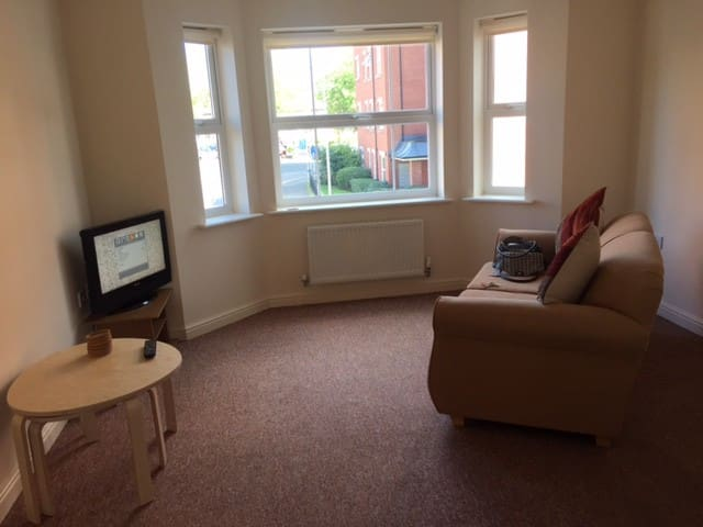Modern Apartment within short walk to City Centre - Coventry - Apartament
