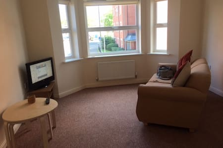 Modern Apartment within short walk to City Centre - Coventry