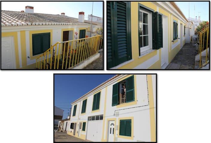 CASA DA PRAIA DO AMADO - AP6 - Carrapateira - Wohnung