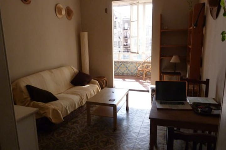 Charming flat in Barcelona center