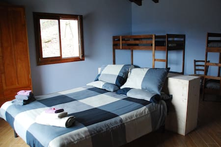 Charming chalet - Fabbrica Curone - Zomerhuis/Cottage