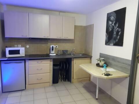 Appartement a 5 kilomètres de Strasbourg