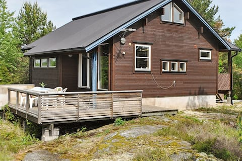 6 Personen Ferienhaus in Ånimskog