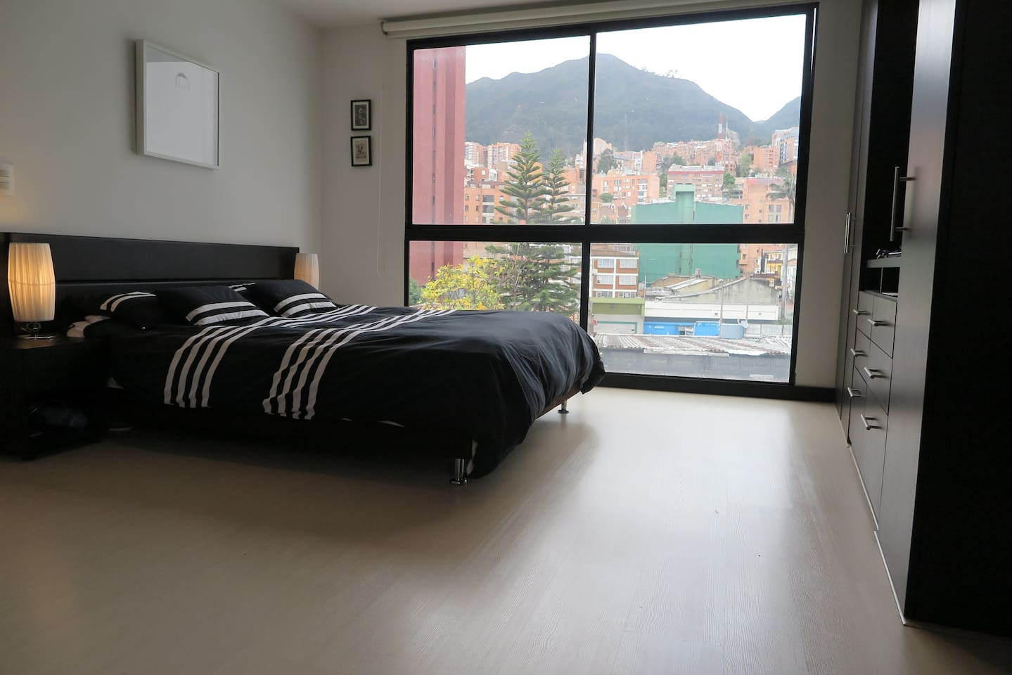 Modern Studio Chapinero Near Zona G Wi Fi Apartments For  # Muebles Jennifer'S Bogota