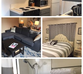 Cozy Flat in heart of Midtown - Sacramento - Apartament