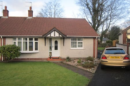 Le Mons Bed & Breakfast bungalow - Londonderry - Bed & Breakfast