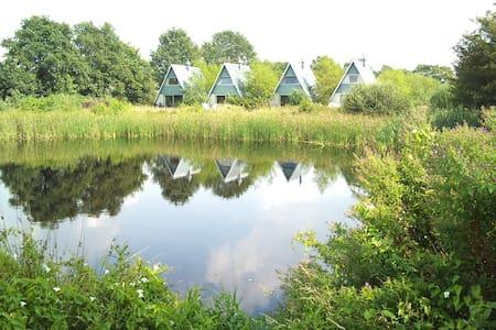 Natuurlijke ruimte in Friesland! - Twijzelerheide - Квартира