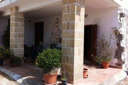 Abitazione Salento in pietra viva - Санта-Кесарии Терме