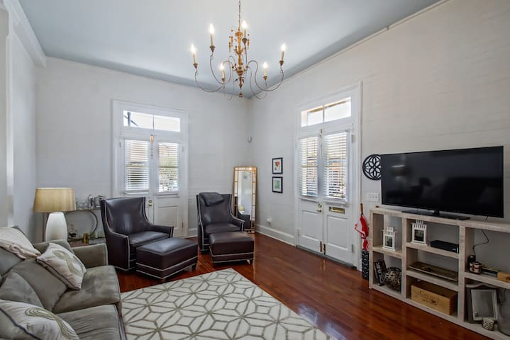 Beautiful & Spacious 2br/2ba in Bywater
