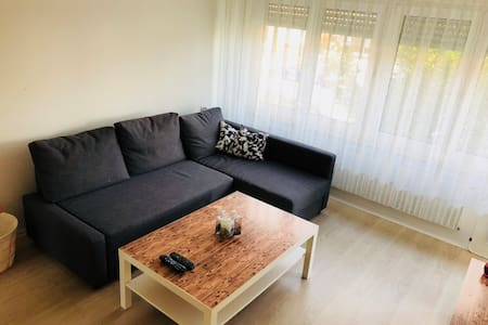 Central newly and mordern furnished cityapartment